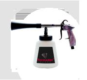 czyszczenie tapicerki samochodowej Łódź, sprzęt Tornador Gun z-020,pistoletdo czyszczenia, pistolet do prania